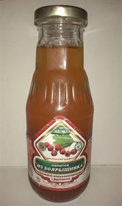 Изображение Напиток из боярышника диетический витаминизированный с фруктозой 350 мл
